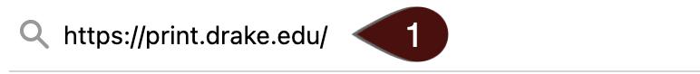 URL of Web Print