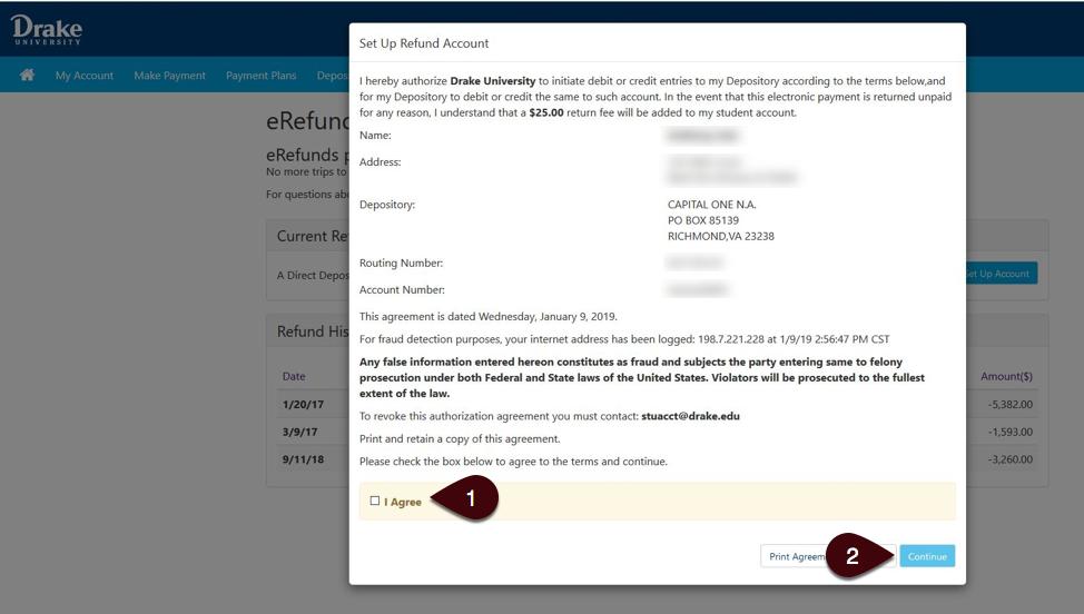 Authorization Screen Image