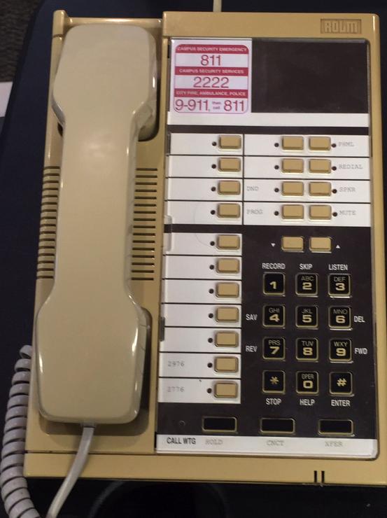 Rolm Phone photo